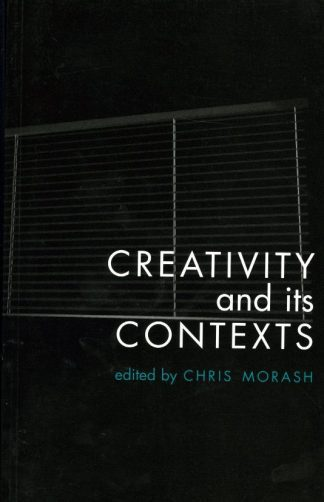 Creativity and its Contexts edited by Chris Morash published by Lilliput Press book cover