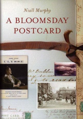 A Bloomsday Postcard Niall Murphy Lilliput Press Book Cover