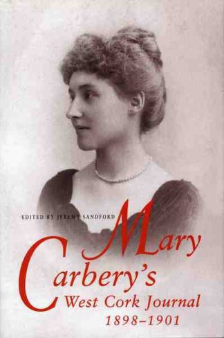 Mary Carberys West Cork Journal edited by Jeremy Sandford Lilliput Press book cover