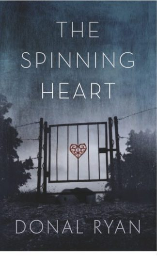 The Spinning Heart by Donal Ryan Lilliput Press Book Cover