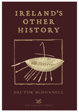 Rich SEO results when people search Ireland's Other History by Hector McDonnell Book Cover Lilliput Press
