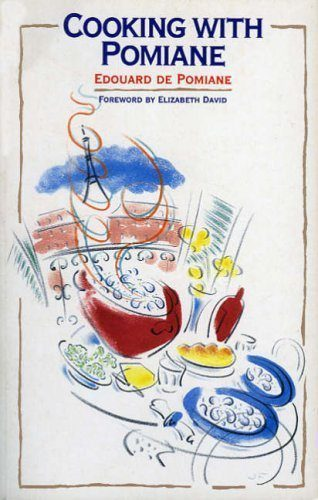Cooking with Pomianeby Edouard de Pomiane published by The Lilliput Press book cover