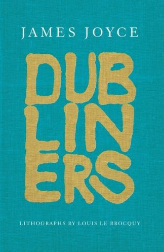 Dubliners by James Joyce Lilliput Press book cover