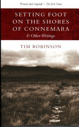Setting Foot on the Shores of Connemara Lilliput Press Book Cover