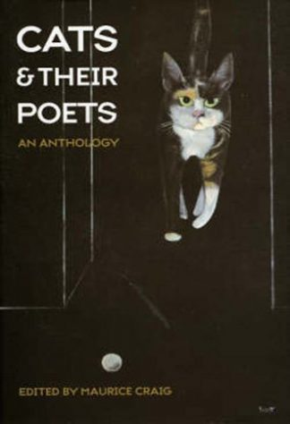Cats & Their Poets: An Anthology by Maurice Craig Lilliput Press book cover