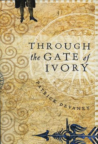 Through the Gate of Ivory by Patrick Devaney Lilliput Press book cover