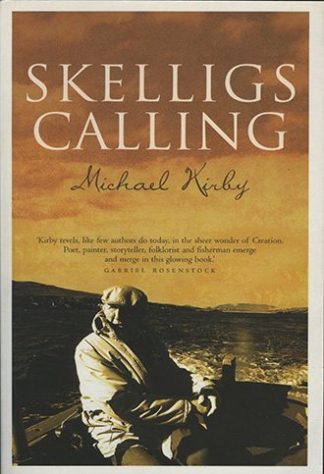 Skelligs Calling by Michael Kirby Lilliput Press book cover
