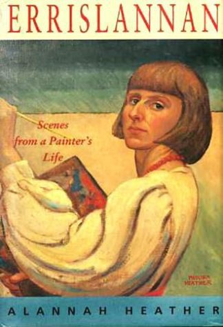 Errislannan: Scenes from a Painter's Life by Alannah Heather Lilliput Press book cover