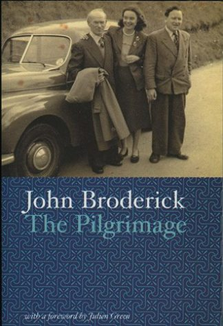 The Pilgrimage by John Broderick Lilliput Press Book Cover