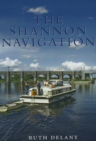 The Shannon Navigation Ruth Delany Lilliput Press Book Cover