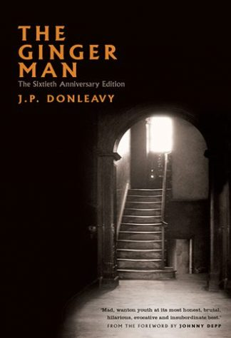 The Ginger Man JP Donleavy Lilliput Press Book Cover