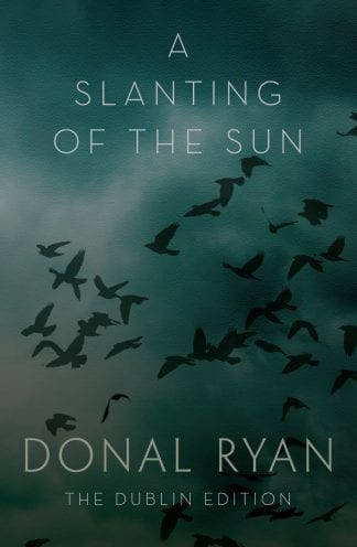 A Slanting of the Sun Donal Ryan Lilliput Press Book Cover