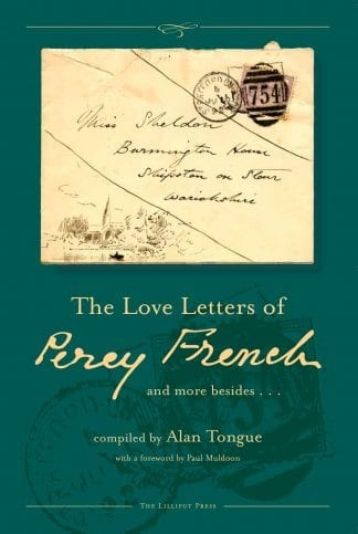 Percy French The Love Letters of Percy French Book Cover Alan Tongue