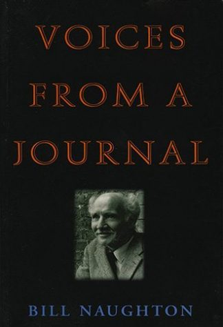 Voices from a Journal by Bill Naughton Lilliput Press book cover