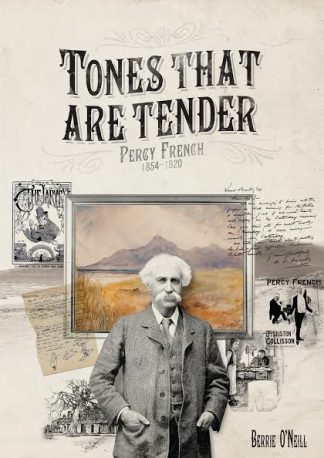 Tones That Are Tender Percy French Book Cover