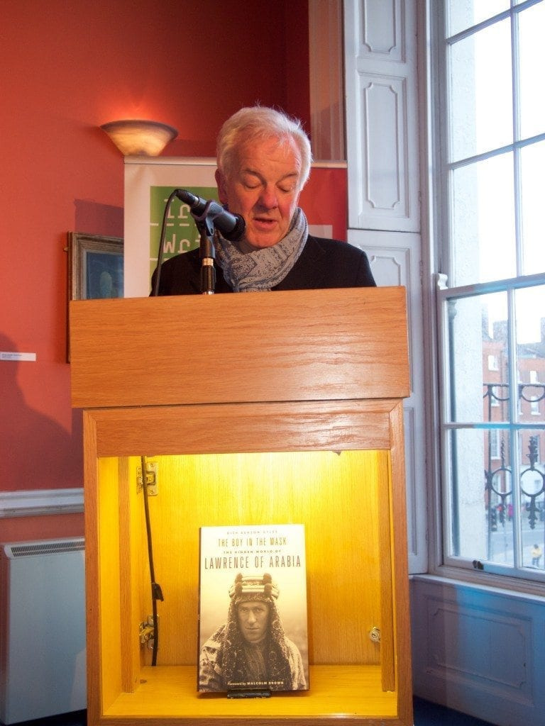 Antony Farrell introduces the book