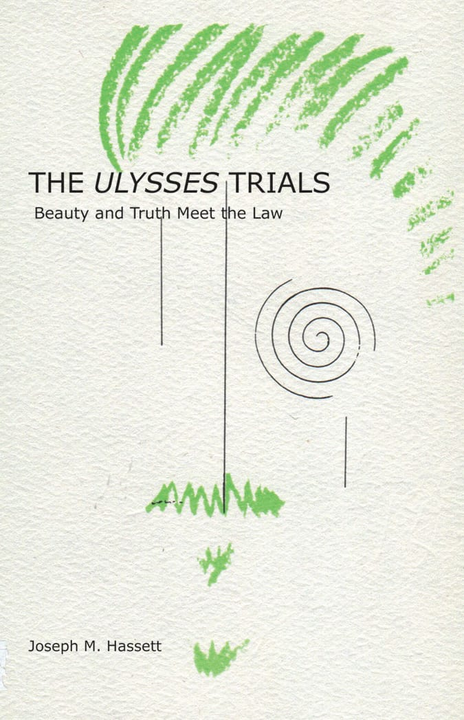 The Ulysses Trials by Joseph M. Hassett Book Cover