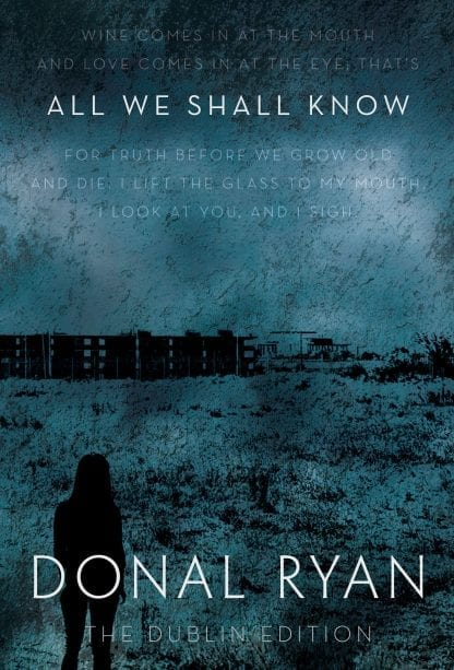 All we shall know Donal Ryan Lilliput Press Book Cover