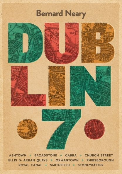 Dublin 7 Lilliput Press Book Cover