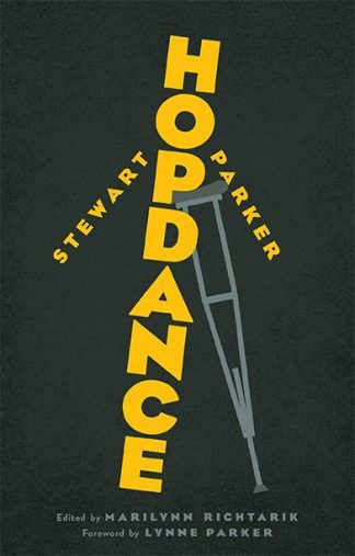 Hopdance Stewart Parker Lilliput Press Book Cover