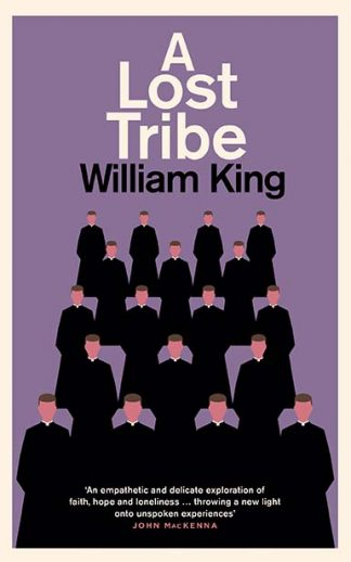 A Lost Tribe William King Book Cover