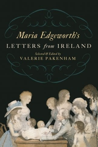 Maria Edgeworth Letters From Ireland Book Cover