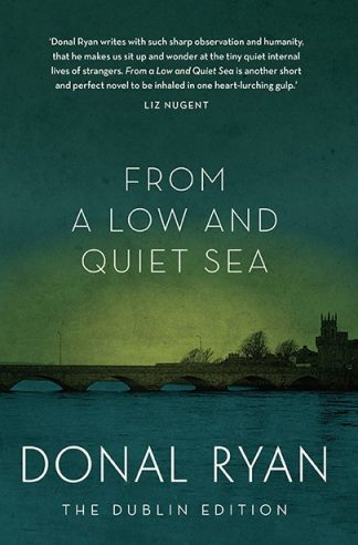 From a low and quiet sea Donal Ryan Lilliput Press Book cover
