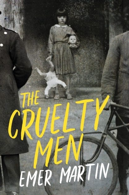 Cruelty Men Emer Martin Lilliput Press Book Cover