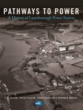 book cover pathways to power Lanesborough station