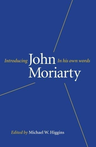 Book cover of Introducing John Moriarty