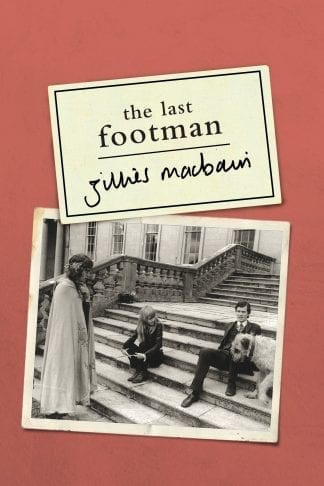 The last footman Gillies Macbain Lilliput Press Book cover