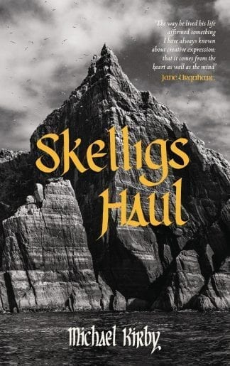 Skelligs Haul Michael Kirby Lilliput Press Book cover