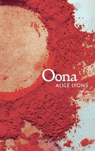 Oona Alice Lyons Book Cover