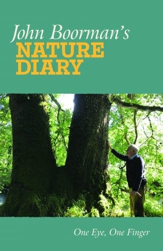 John Boorman's Nature Diary One Eye One Finger Lilliput Press Book Cover