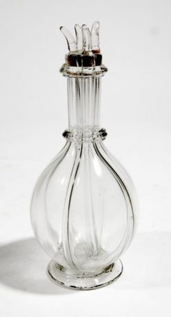 19th Century Glass Liquer Decanter