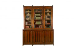 19th Century Gillows Arts and Crafts Bookcase