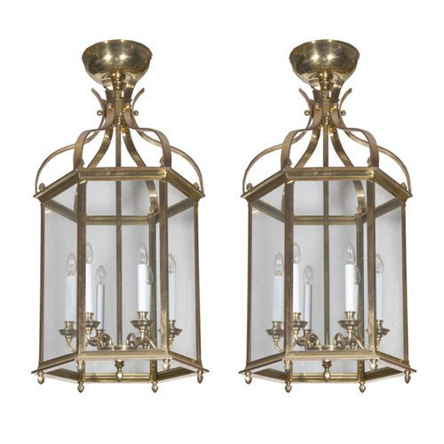 Chandeliers and Lanterns