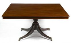 Early 19th Century Regency Mahogany Breakfast Table