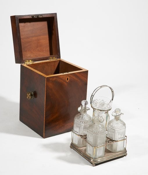 Early 19th Century George III Decanter Set