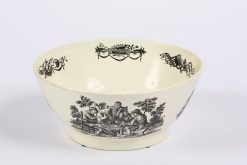 8962 - 18th Century Wedgewood Creamware Bowl