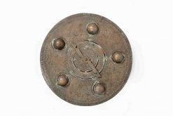 19th Century Brass Astrological Volvelle