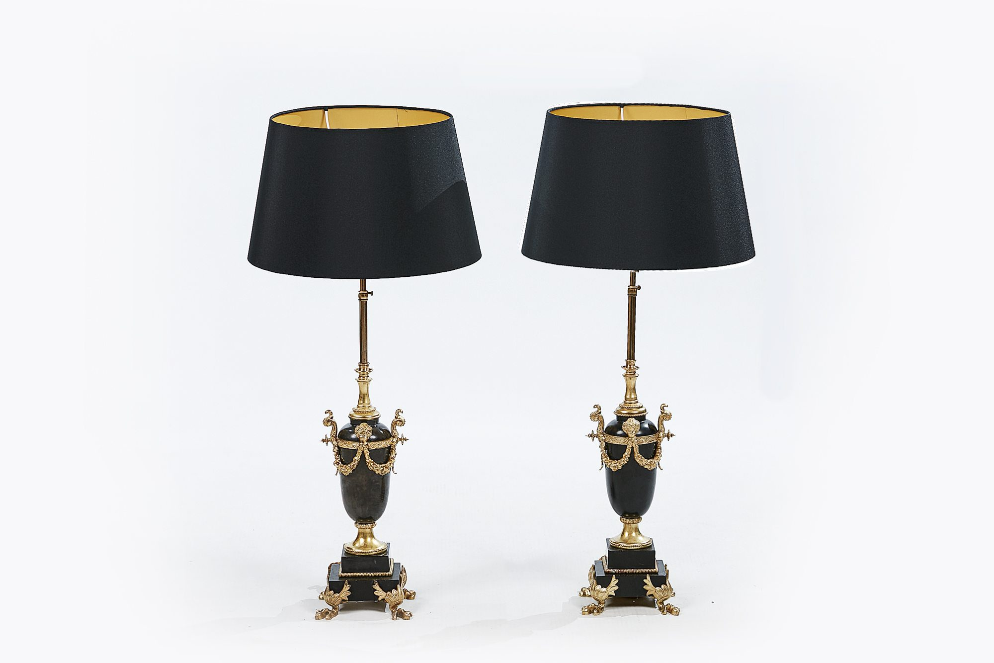 Candelabras and Lamps