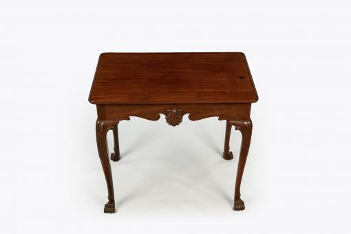 10151 - 18th Century George III Mahogany Silver Table