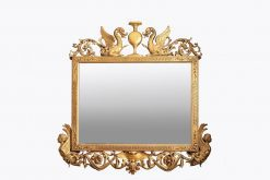 10290 - 19th Century Regency Mirror in the manner of Thomas Hope