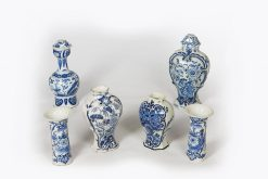 10239 - A selection of 17th, 18th and 19th Century Dutch Delft