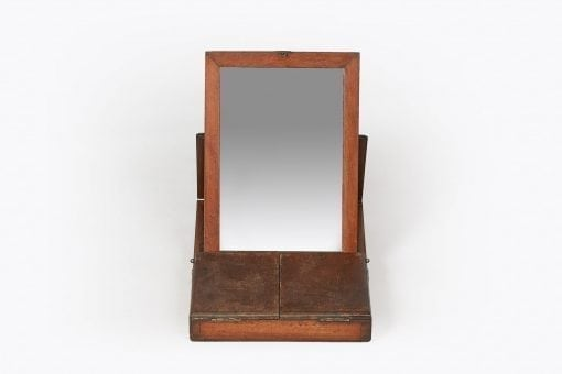 10288 - 19th Century Travelling Campaign Mirror