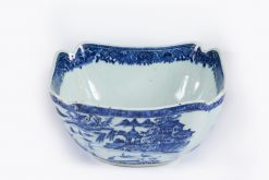 10081 - Early 19th Century Jiaqing Qing Dynasty Nanjing Bowl
