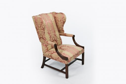 10251 - Early 19th Century George III Wing Chair