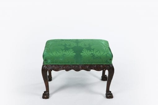 10328 - Early 19th Century George III Mahogany Stool