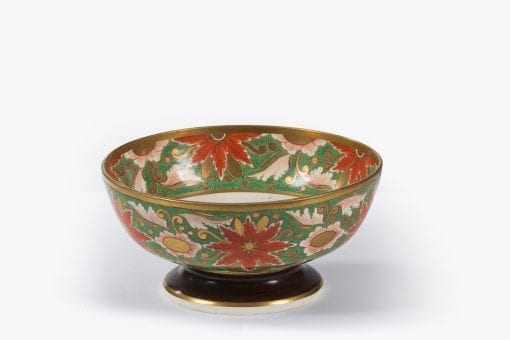 10391 - Early 19th Century Regency Minton Punch Bowl